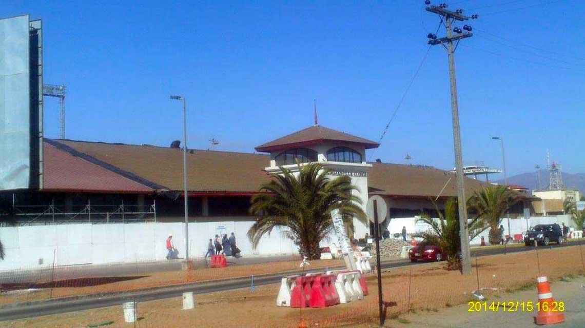 Ampliación de Aeropuerto La Serena