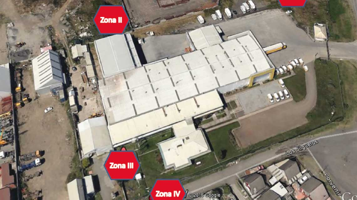 Centro de Distribución Chilexpress Hualpén