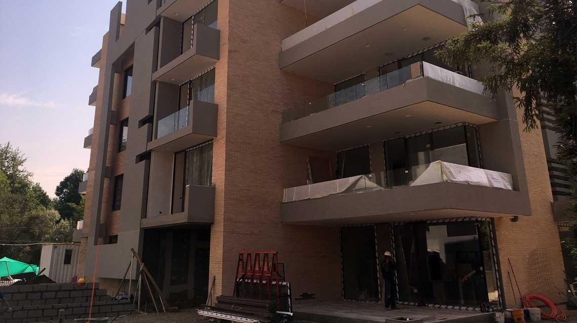 Edificio Habitacional Candelaria Goyenechea 3939